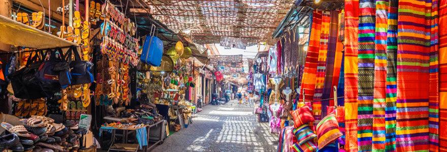 artisanat traditionnel du Maroc